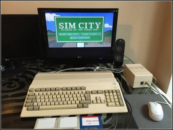 Amiga A500