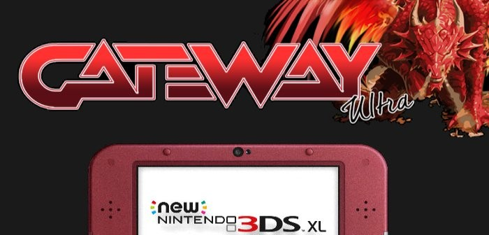 gateway 3ds 3.2 ultra new 3ds