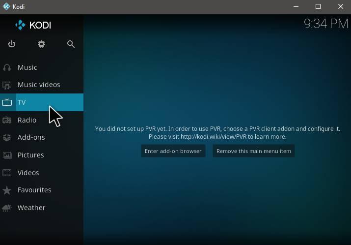 Kodi Stream Live TV: Configurar canales TV en VIVO y Guia Programación 13