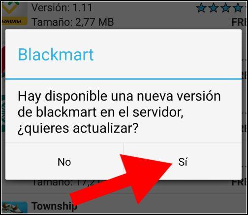 Actualizar Blackmart