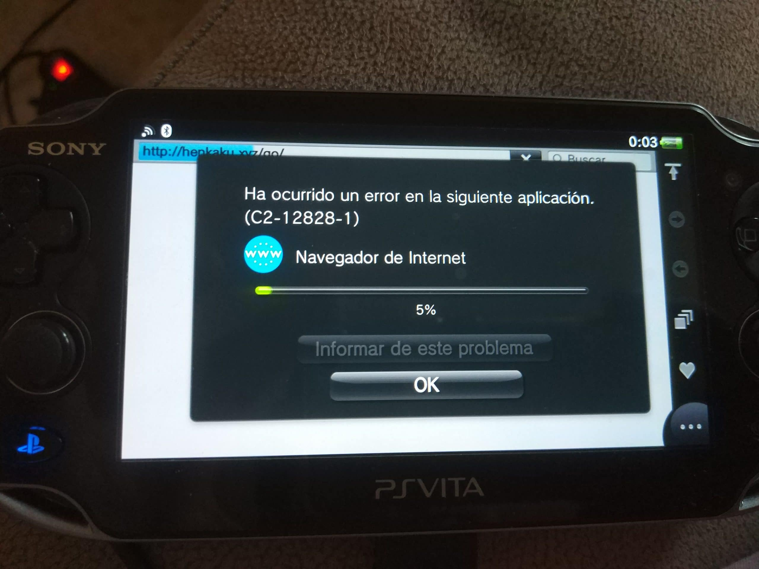 error enkaku ps vita