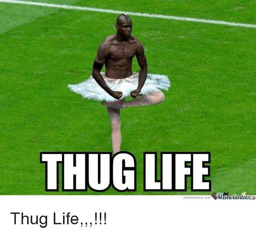 thug life balloteli