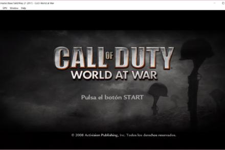 Xenia, emulador de Xbox 360 para PC