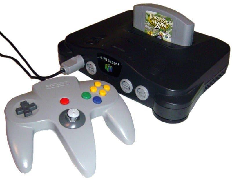 La evolución de las consolas de videojuegos a través del tiempo 32