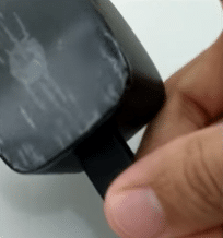 cargador del Moto G4 conectado correctamente