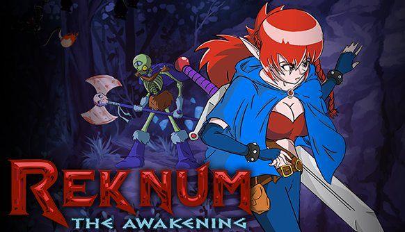 Nuevo juego para NES, REKNUM saldrá en formato físico 3
