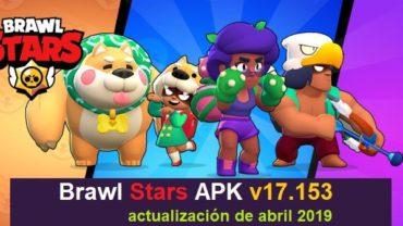 descargar brawl stars apk abril 2019