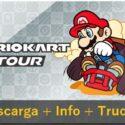 descargar mario kart tour