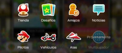 Mario Kart Tour para Android y iOS: Descarga v1.1.0 4