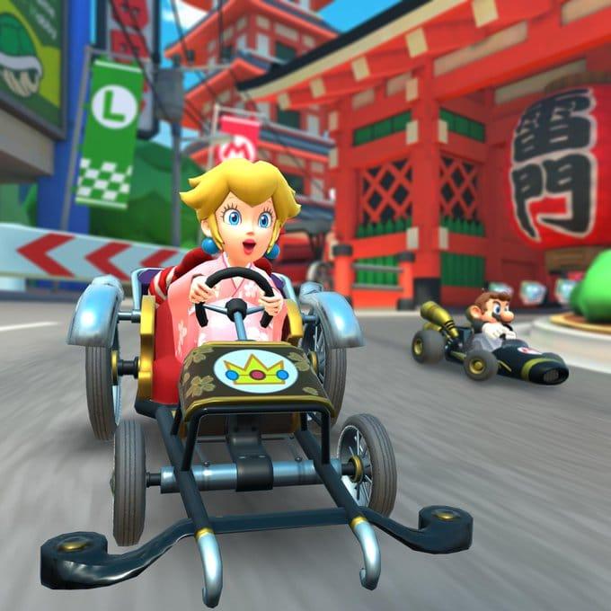 Mario Kart Tour Tokio
