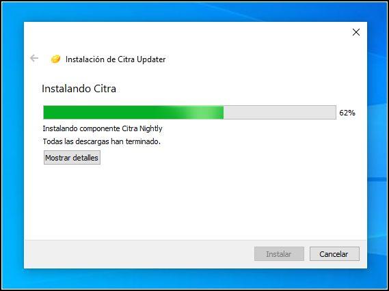 descargar archivos Citra