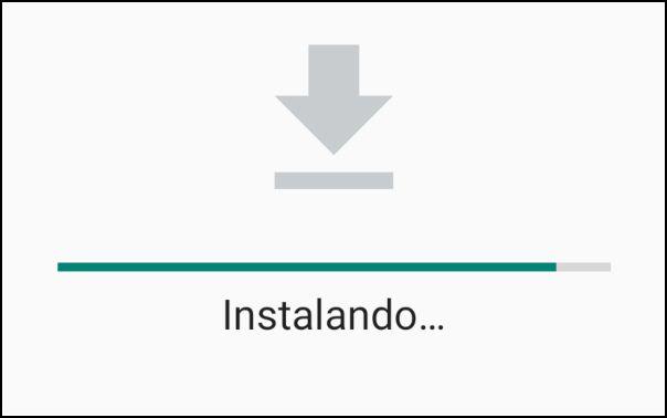instalando Megadede Android