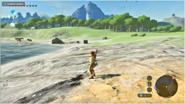 Zelda BotW en Cemu