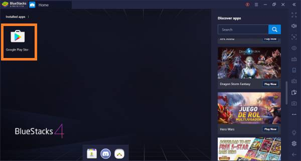 Descargar Play Store Gratis para PC (Tutorial) 4