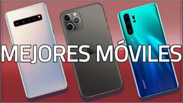 mejores móviles 2020