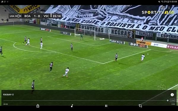 partido de fútbol en vivo