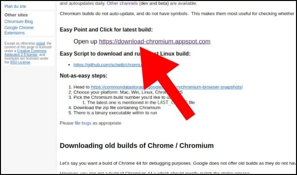descargar chromium