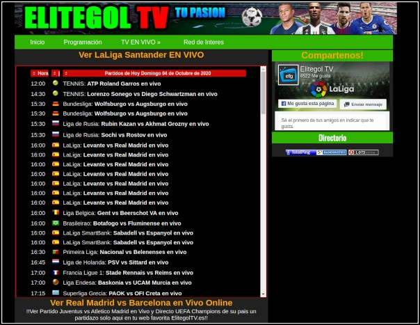 EliteGol TV
