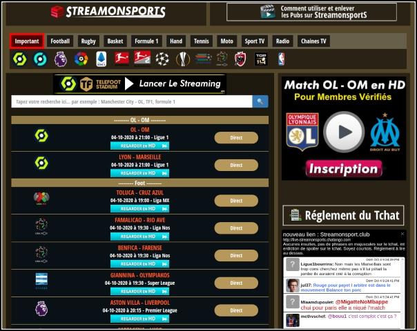 streamonsports