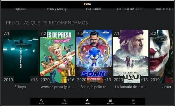 Alternativas a Octostream: mejores apps para ver series y películas 1