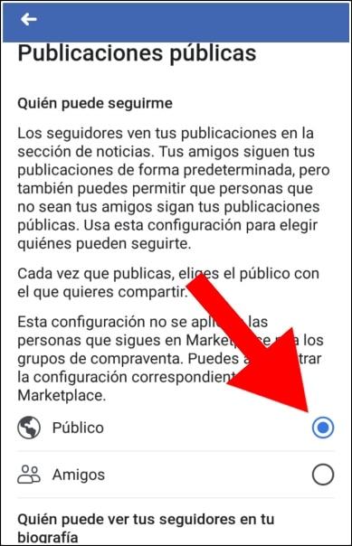 publicaciones publicas facebook