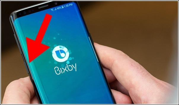 botón bixby