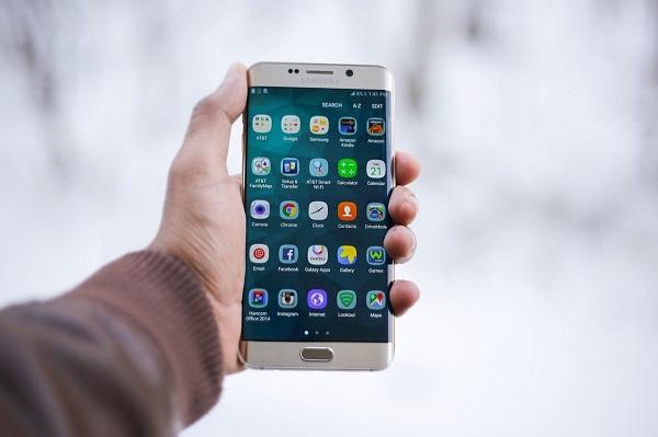 Cómo recuperar iconos borrados del celular Samsung
