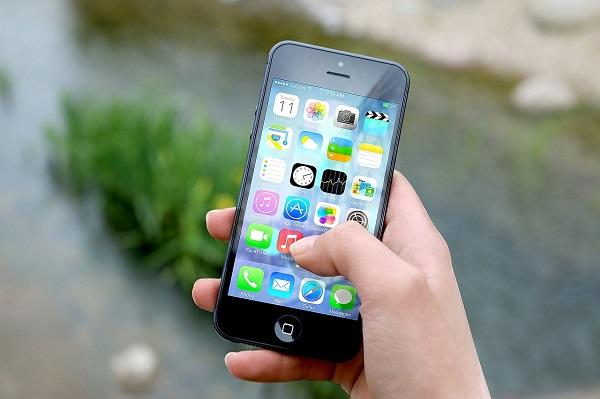Cómo recuperar iconos borrados del celular iPhone